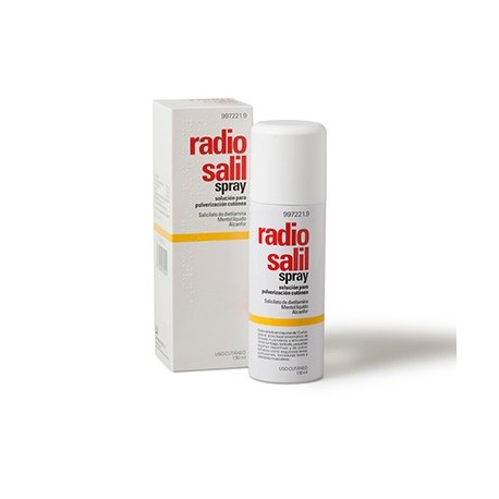 Radiosalil Spray Aerosol 130 Ml