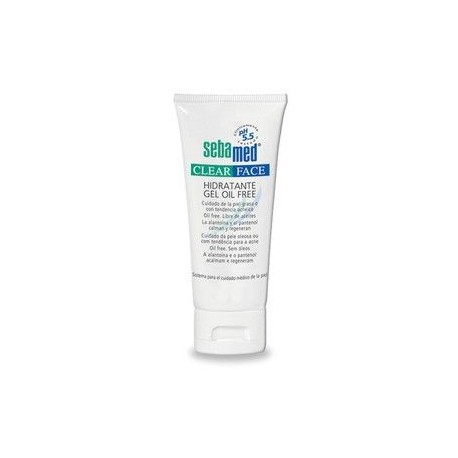 Sebamed Clear Face Hidratante Gel Oil Free 50ml