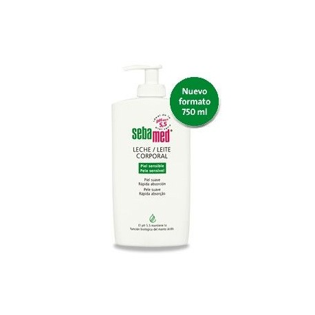 Sebamed Leche Corporal 750ml