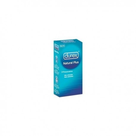 Durex Preservativos Natural Plus Easy On 24 Unidades