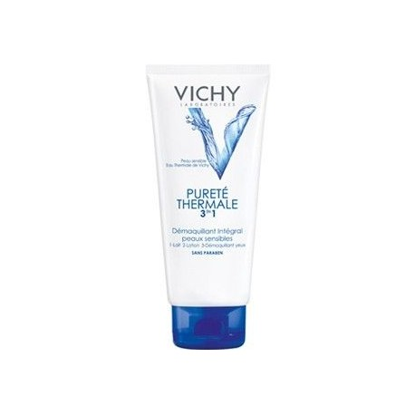 Vichy Desmaquillante Integral De 200 Ml