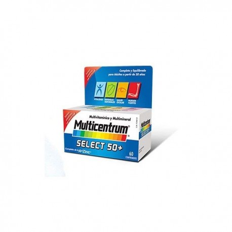 Multicentrum Select 50+ 60 Comp.