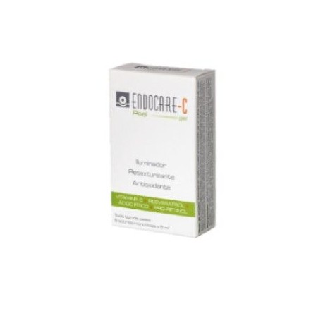 Endocare C Peel Gel 5 Sobres X 6 Ml