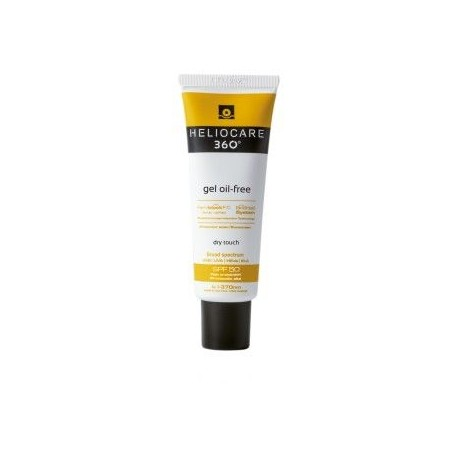 Heliocare 360º Gel Oil Free Spf50 50 Ml