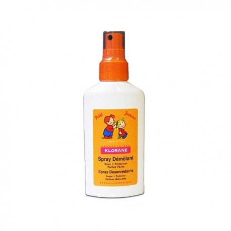 Klorane Spray Desenredante Junior 125 Ml