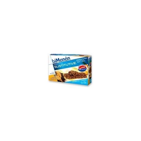 Bimanan Barritas Cereales De Chocolate De 8 Barritas
