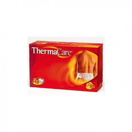 Thermacare Parche Termico Lumbar 2 Unidades