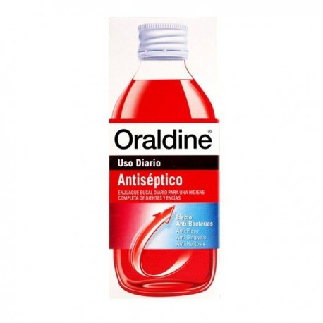 Oraldine Antiseptico Enjuague 200 Ml