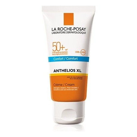 Anthelios Spf 50 Xl Crema Sin Perfume De 50 Ml