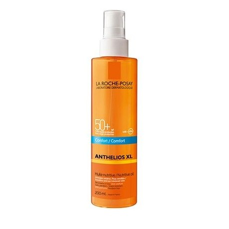 Anthelios Spf 30 Aceite Invisible De 200 Ml