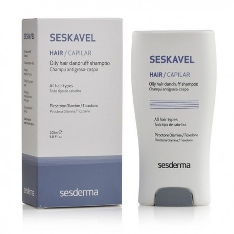 Seskavel Champu Antigrasa Caspa 200 Ml
