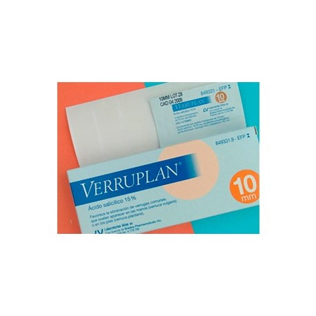 Verruplan 10.35 Mg 20 Apositos 10 Mm
