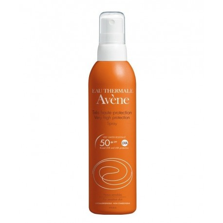 Avene Spray Solar Alta Proteccion 50 Spf 200 Ml