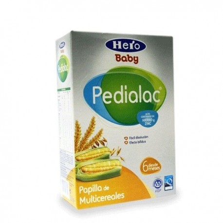 Hero Pedialac Multicereales