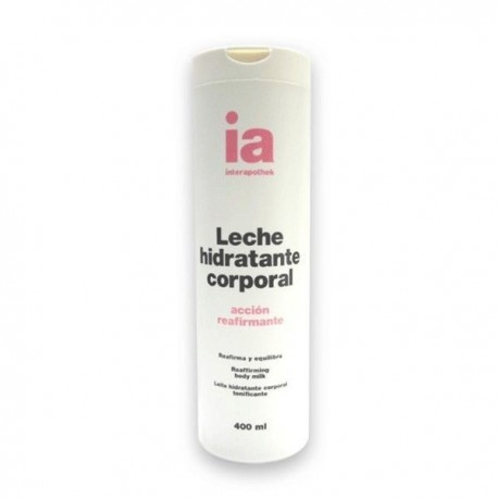 Leche Corporal Reafirmante 400 Ml Interapothek