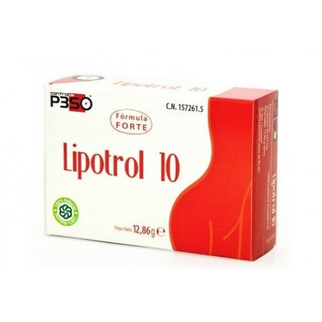 Lipotrol 10 Sinetrol 20 Caps Nutricion Center