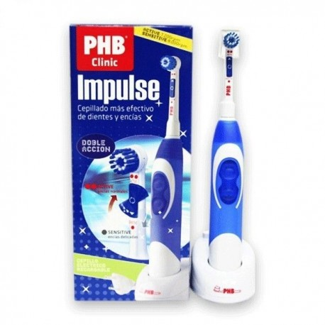 Phb Cepillo Electrico Recargable Impulse