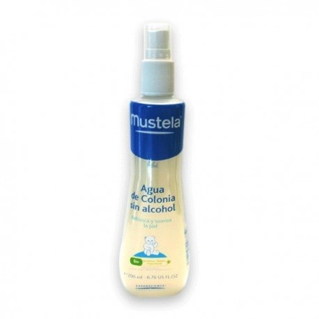 Mustela Colonia Sin Alcohol 200 Ml