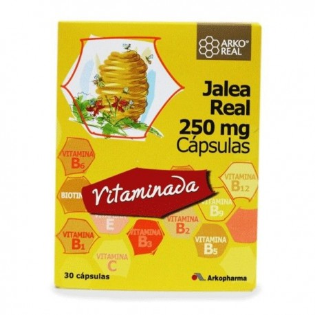 Arko Real Jalea Real Vitaminada 250 Mg