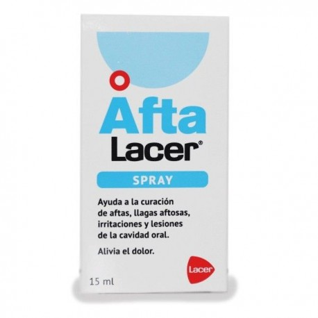 Afta Lacer Spray