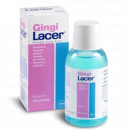 Lacer Gingilacer Colutorio 200 Ml