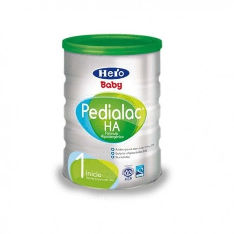 Hero Baby Pedialac Ha 1 800 Gramos