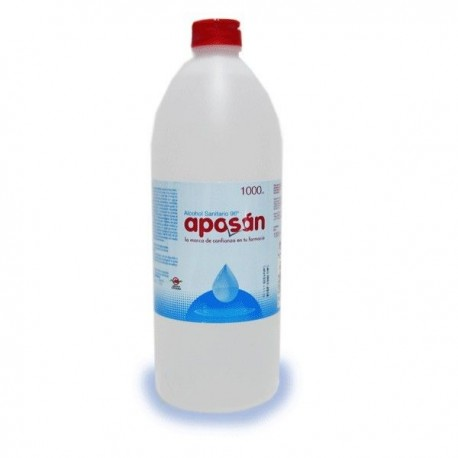 Aposan Alcohol Sanitario 1000 Ml