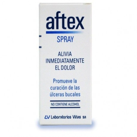 Aftex Spray Bucal 20 Ml