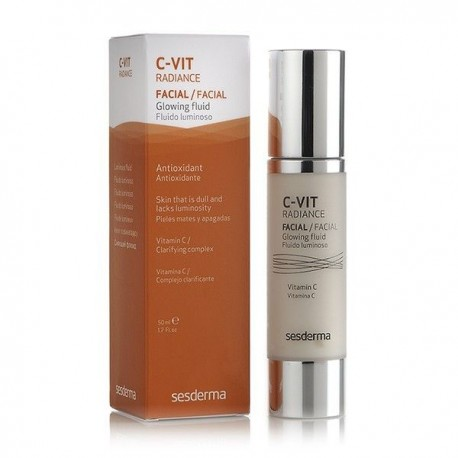 C-vit Radiance Fluido Luminoso 50 Ml
