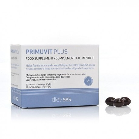 Primuvit Plus 60 Caps