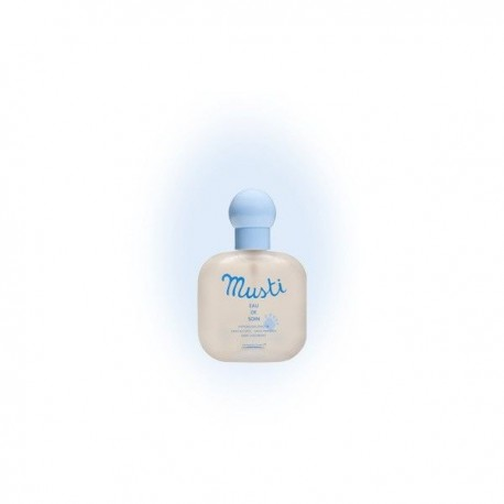 Mustela Musti Agua De Colonia Sin Alcohol 100 Ml