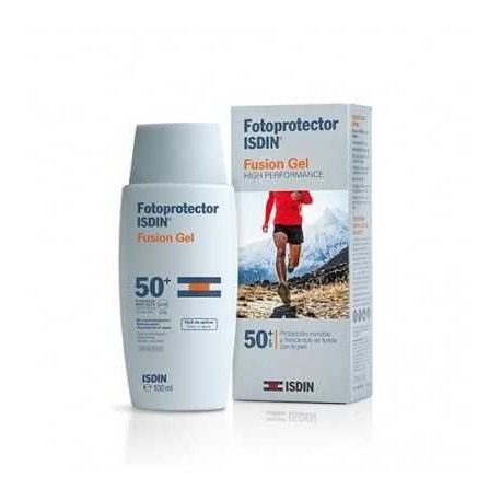 Isdin Fotoprotector Fusion Gel 50 + 100 ml