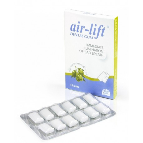 Air-Lift Buen Aliento Chicle 12 Uds