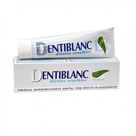 Dentiblanc Pasta Dientes Sensibles 100 ml