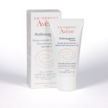 Avene Anti-Rojeces Mascarilla calmante 50 ml