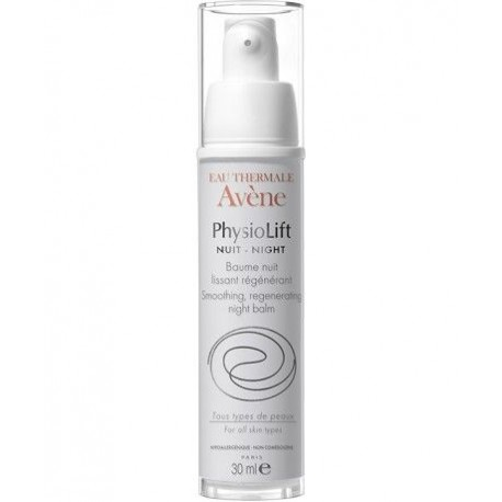 Avene Physiolift Alisante Balsamo noche 30 ml