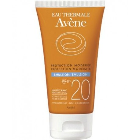 Avene Solar SPF20 Emulsion Oilfree 50 ml