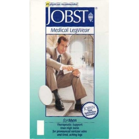 Calcetin Jobst Compresion normal Azul talla grande