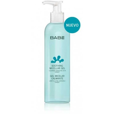 Babe Facial Gel Micelar Calmante 250 ml
