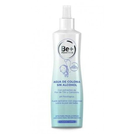 Be+ Pediatrics Colonia Sin alcohol 300 ml
