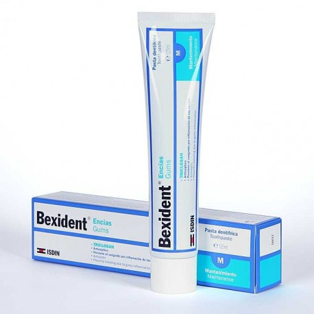 Bexident Encias Pasta Dental 125 ml