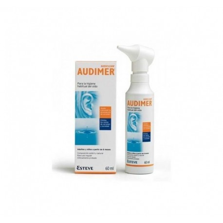 Audimer Suero Marino Isotonico 60 ml