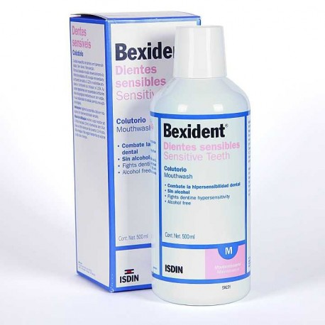 Bexident Colutorio Dientes Sensibles 500 ml