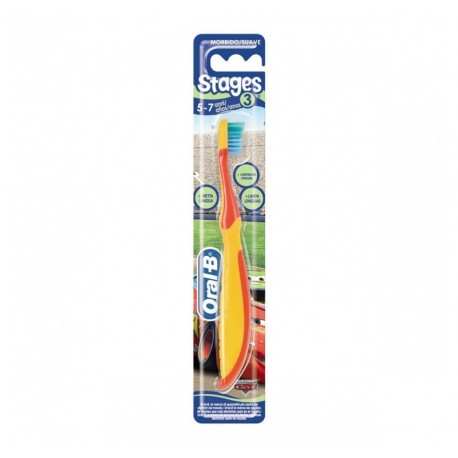 Cepillo Dental Oral-B  Infantil Stages 3