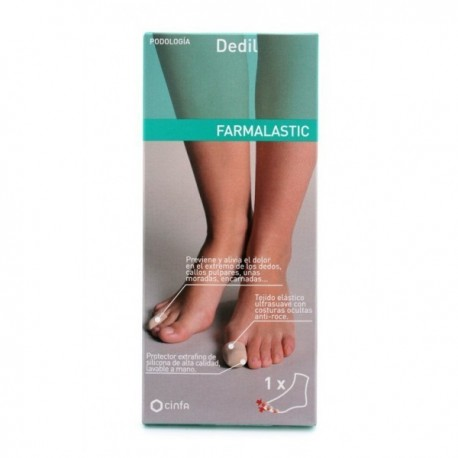 Dedil Farmalastic Gel Silicona 26 mm T.Md