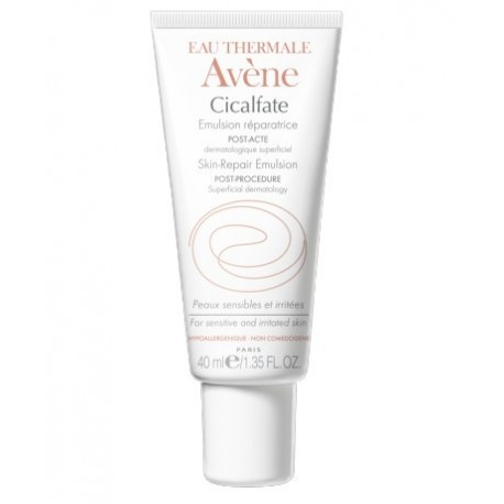 Avene Cicalfate Emulsion reparador post-acto 40 ml40 Ml