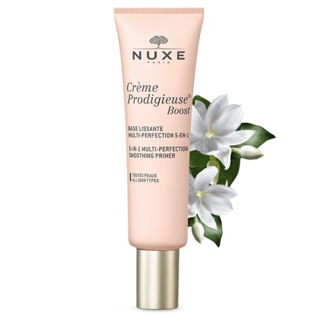 NUXE CREME PRODIGIEUSE BOOST BASE ALISANTE 5 EN 1 30ML