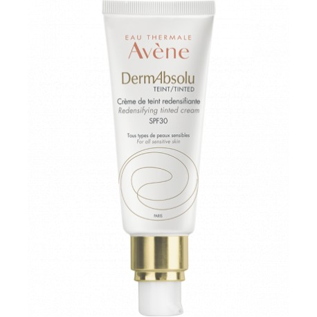 AVENE DERMABSOLU CREMA REJUVENECEDORA SPF30 COLOREADA 40 ML