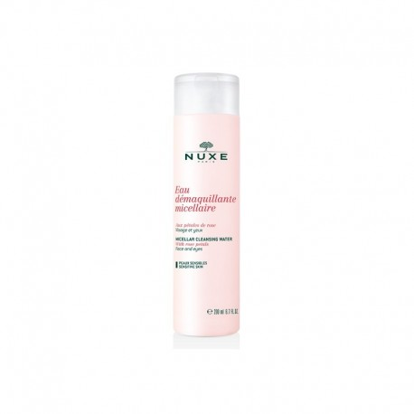 NUXE EAU DEMAQILLANT 3 ROSES 200ML