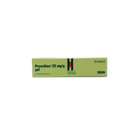 Peroxiben Plus 2.5% Gel 30 G